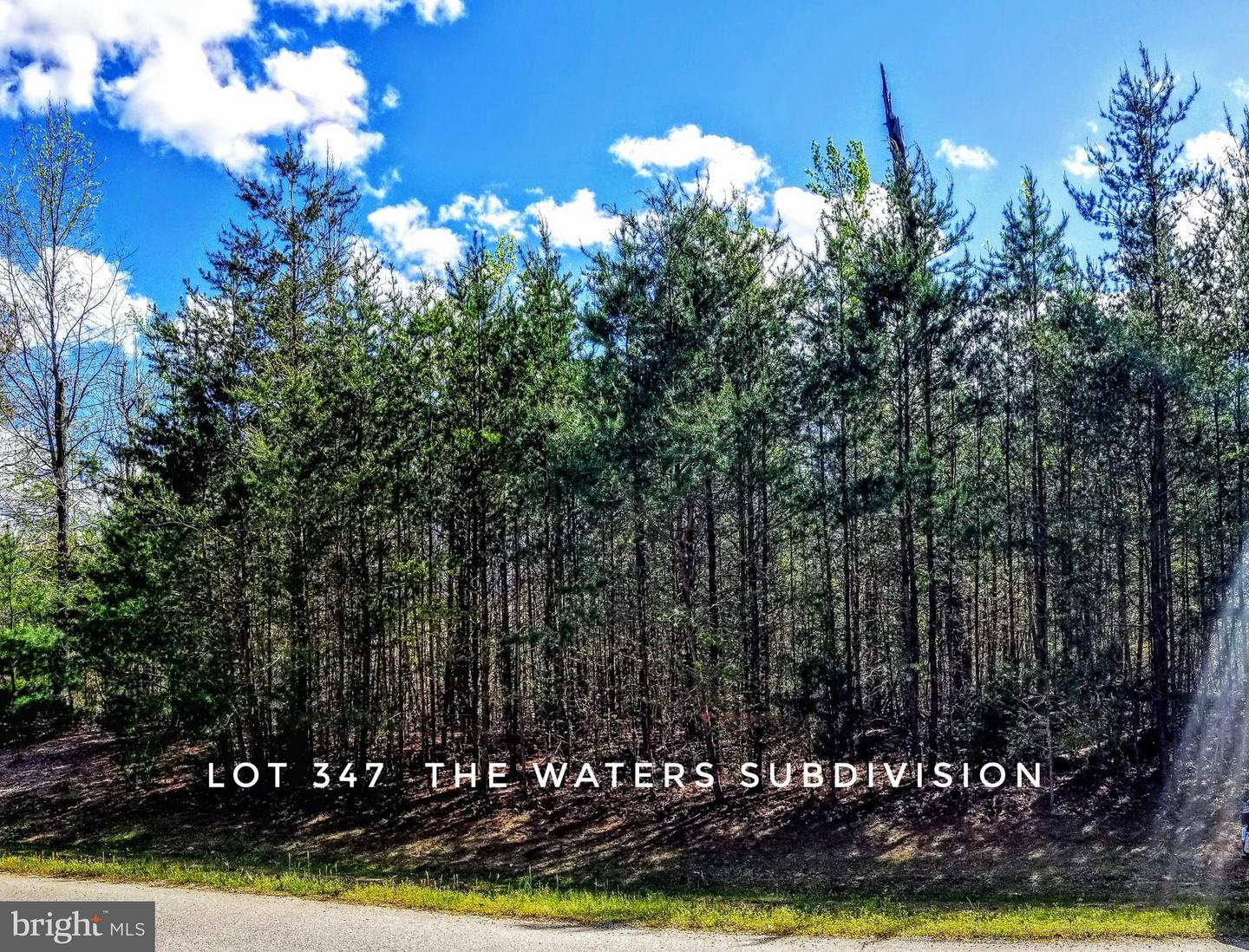 WINCHESTER TRAIL  #LOT 347, MINERAL, Virginia image 2