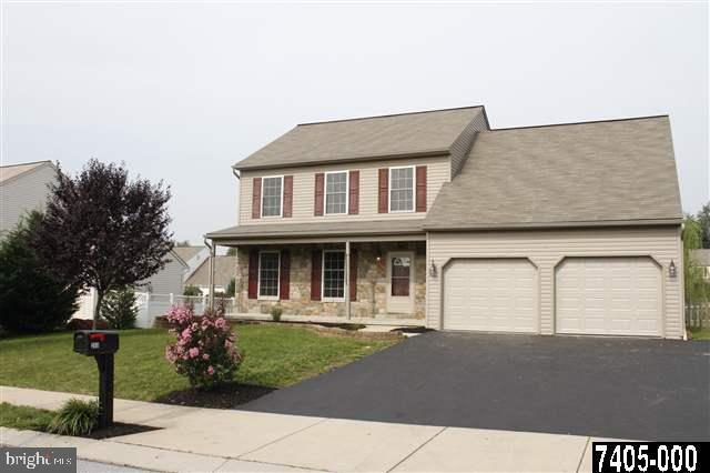 260 SILVER MAPLE COURT , MT WOLF, Pennsylvania image 1